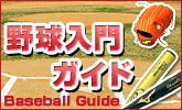 野球入門ガイド