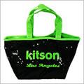 kitson Sequin Mini Neon