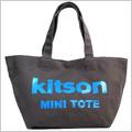 kitson canvas tote bag