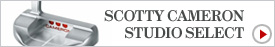 SCOTTY CAMERON STUDIO SELECT