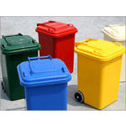 DULTON(ダルトン)PLASTIC TRASH CAN