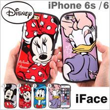 送料無料 iPhone6 iPhone6s ケース ディズニー キャラクター iface First Class アップ